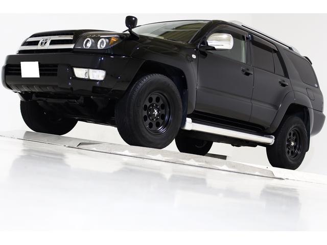 トヨタ ハイラックスサーフ SSR-X 4WD レザー調シートカバー 社外16インチAW