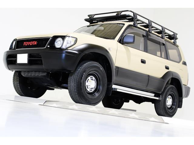 トヨタ TX 4WD 丸目仕様 ヴィンテージ16インチアルミホイール ヴィンテージグリル マットブラックルーフラック LEDイカリングヘッドライト クリスタルコーナーランプ LEDテール サンルーフ ワンオーナー車