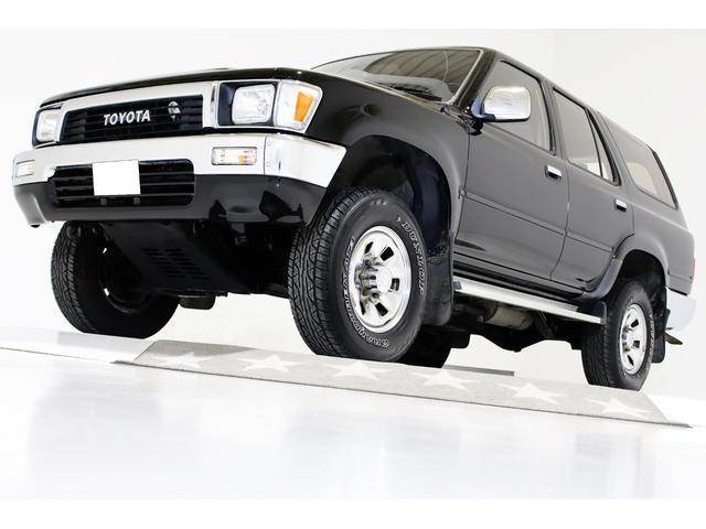 トヨタ SSRリミテッド 4WD ナローボディ LEDイカリングヘッドライト フロントクリスタルウィンカー コンビテールランプ メッキスチール15インチホイール 社外キーレス 分離型ETC 4ナンバー登録可能 ガソリン車