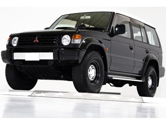 ワイド フィールドマスター 4WD 丸目ヘッドライト仕様 ヴィンテージ16インチアルミホイール ハード背面タイヤカバー LEDテールランプ 噴射ポンプ修理 寒冷地仕様車 3列シート 7人乗り 1ナンバー登録可能