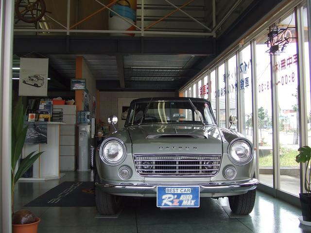 日産 フェアレディ 1600 ダットサン SP311