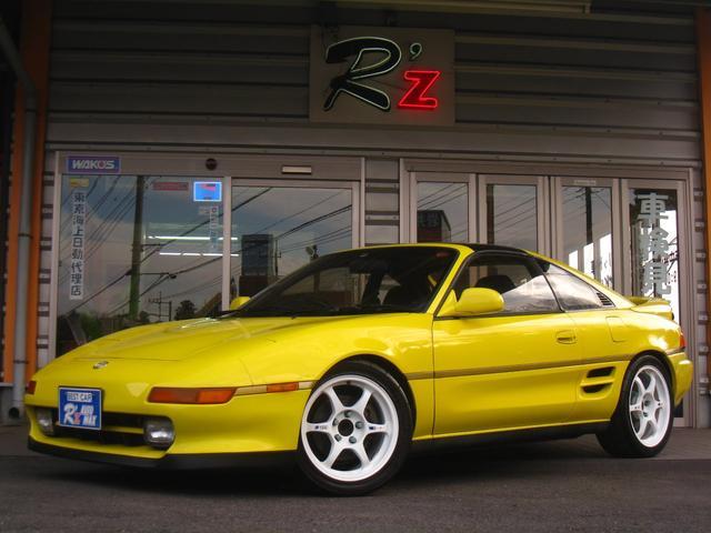 トヨタ Gリミテッド クスコ車高調 SSRアルミ RSRマフラー
