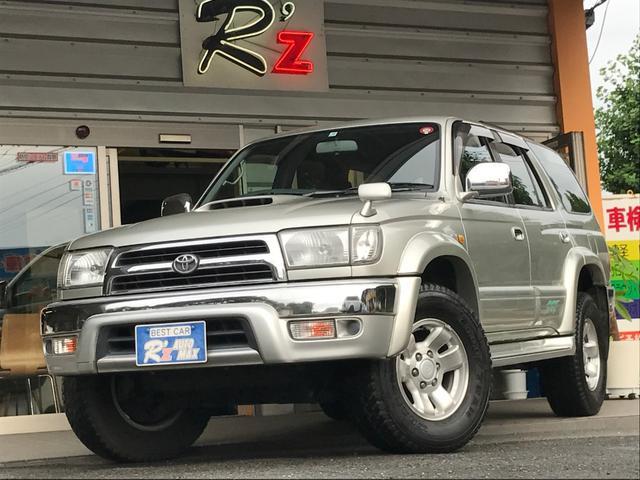 トヨタ SSR-X Vセレクション ワンオーナ キーレスキー ETC