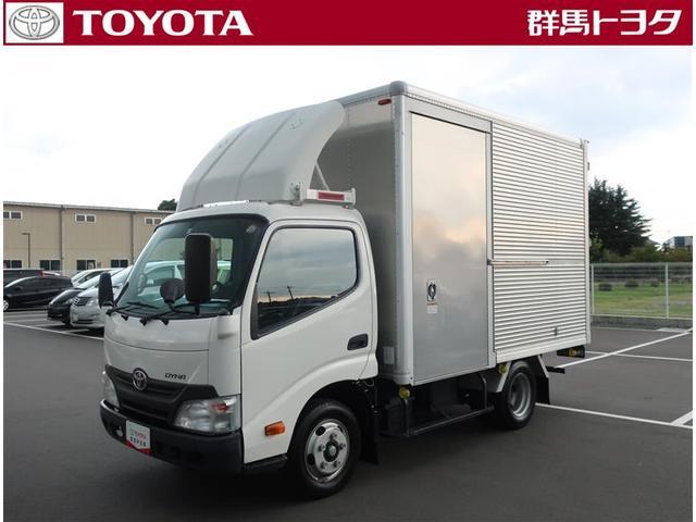 トヨタ アルミバン2Tトラック