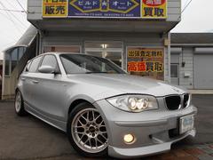 BMW120i シュニッツァー仕様 BBS17アルミ ローダウン