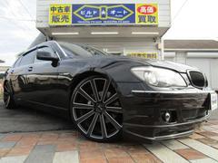 BMW760Liシアターパッケージ V12 社外エアロ 22アルミ