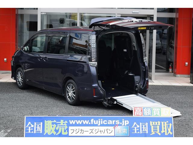 トヨタ 2.0X 4WD 福祉車両 スロープ 車いす固定1基