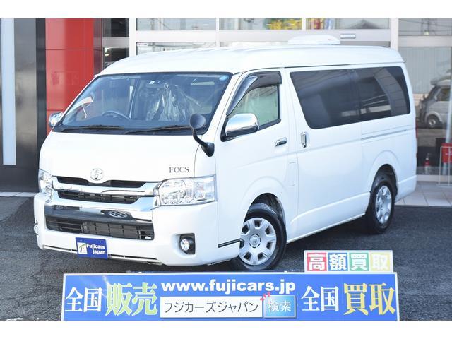 トヨタ キャンピング FOCS DS-Lスタイル FFヒーター
