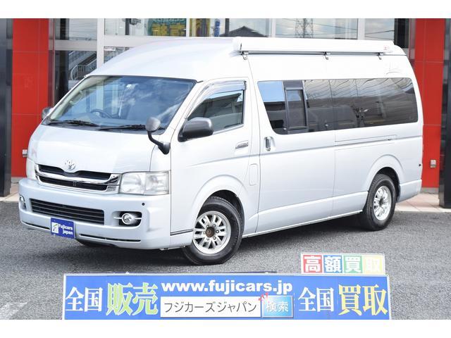 トヨタ キャンピング AtoZ アメリア 3.0DT 常設二段ベッド
