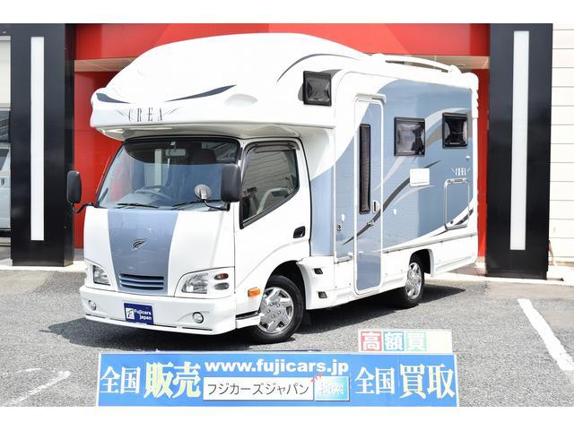 トヨタ キャンピング ナッツRVクレア5.3Z ソーラー 3.0DT