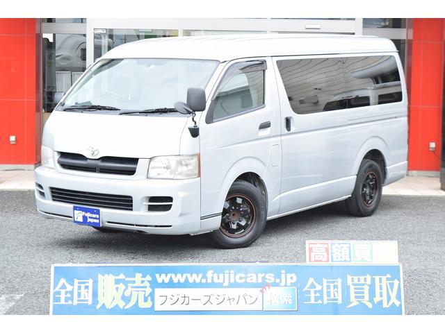 トヨタ キャンピング OMCオリジナル 二段ベッド 8ナンバー