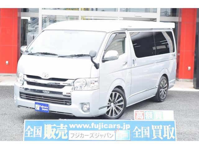 トヨタ キャンピング ナッツRV トライアルC FFヒーター