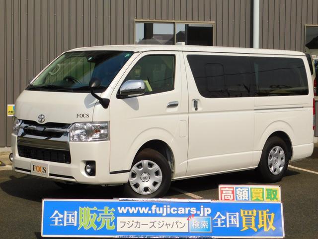 トヨタ キャンピング FOCS エスパシオes 4ナンバー
