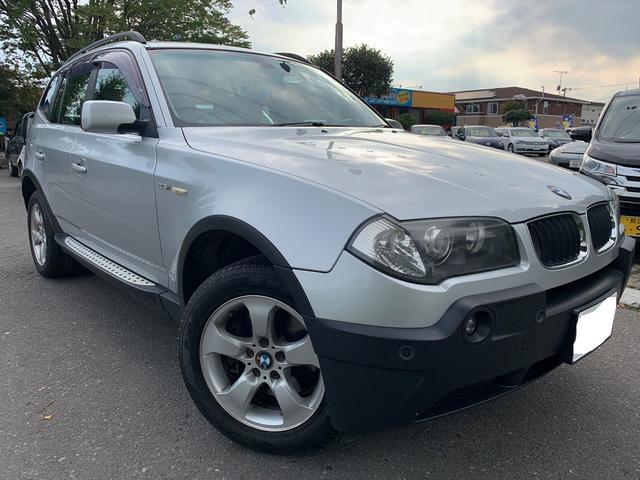 「BMW」「BMW X3」「SUV・クロカン」「埼玉県」の中古車