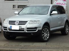 VW トゥアレグV8  4WD  サンルーフ 純正AW