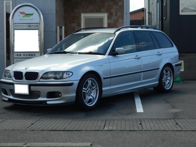 BMW 318iツーリング Mスポ-ツ ドライブレコーダー ETC