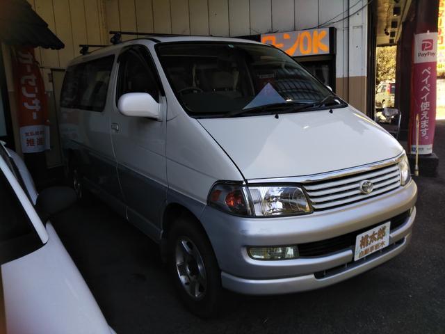 トヨタ ベースグレード 4WD サンルーフ カセット ダブルエアコン