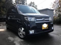 ゼストスポーツW 純正HIDナビ/エアロ/AW/禁煙車