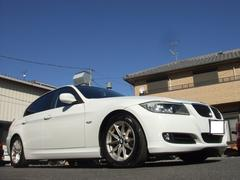 BMW320i 最終型 禁煙車 修復歴無 記録簿 48000km