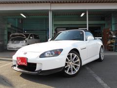 S2000ベースグレード 赤/黒フルレザーシート