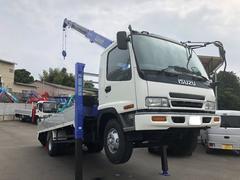 フォワードセルフ クレーン 4段 ラジコン ローダー 荷台新品 積載車