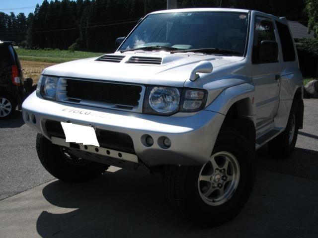 三菱 エボリューション 4WD