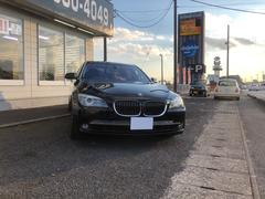 BMW750Liコンフォートパッケージ セパレート 4人乗り