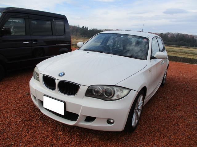 BMW 116i Mスポーツパッケージ 17AW ETC キーレス