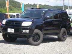 ハイラックスサーフSSR−X 4WD MKW16AW MTタイヤ