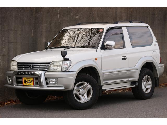 トヨタ RX サンルーフ 3ドア 16インチアルミ 4WD
