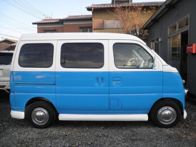 スズキ PC バス仕様 キーレス シートカバー 社外デッキ