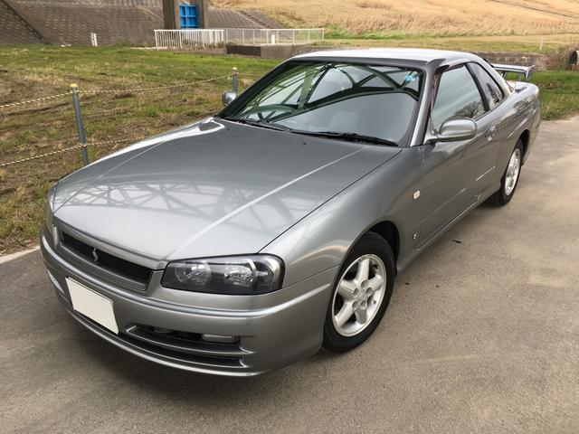 日産 GT 2ドアクーペ ナビ