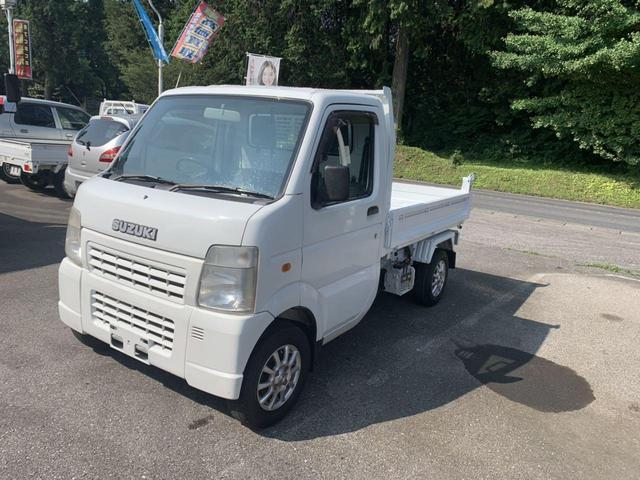 スズキ KC エアコン パワステ 4WD ホワイト 軽自動車