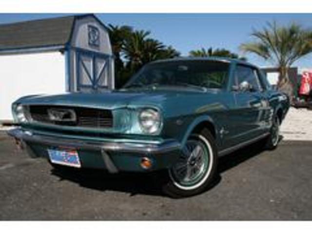 フォード  クーペ 289 V8