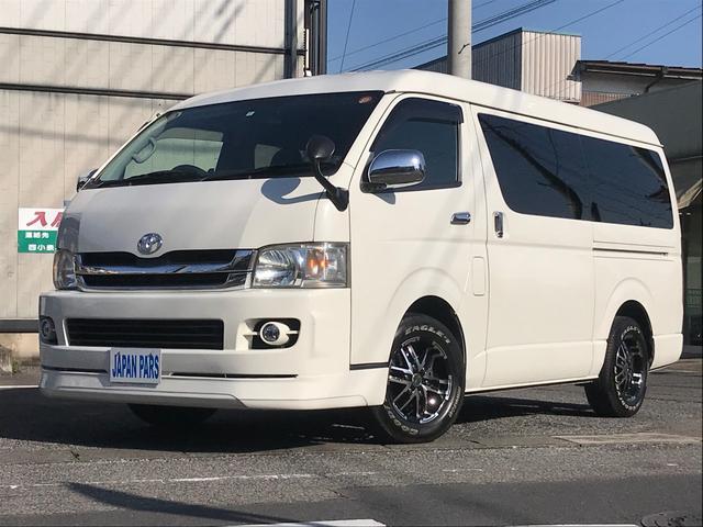 トヨタ GL 10人乗 ナビTV バックカメラ オートスライドドア
