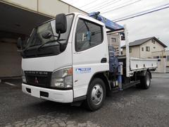 キャンタータダノ3段2.6tフックイン ZR263 ロングボディ