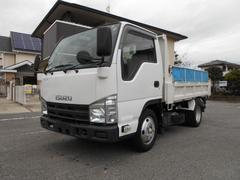エルフトラック2t積載 極東 手動コボレーン付き 準中型免許対応