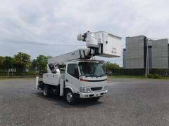 デュトロ高所作業車 SH15A 14.6m 電工絶縁