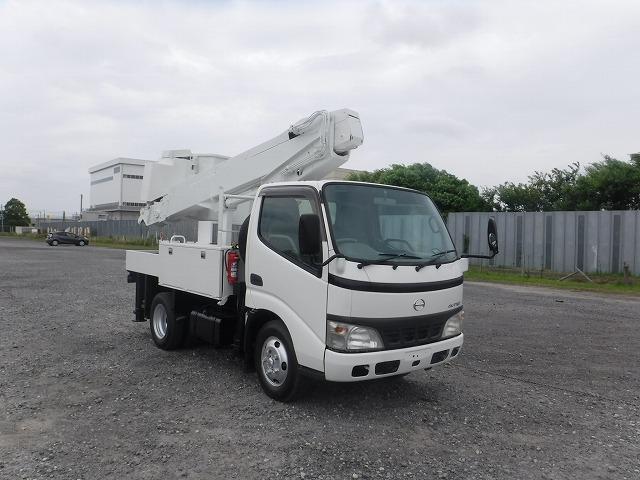 日野 高所作業車 タダノ AT-100 電工仕様 9.9m