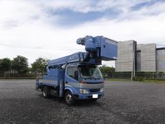 デュトロ高所作業車 サブエンジン付き 14.6m SH15A