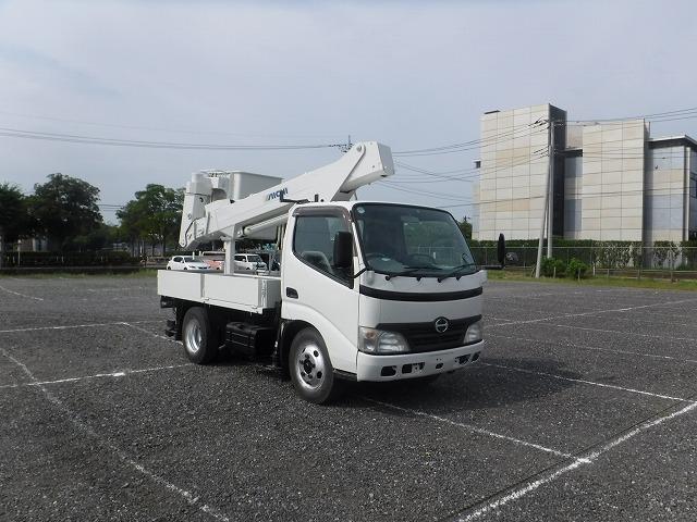 日野 高所作業車 アイチ SS10A 9.7m