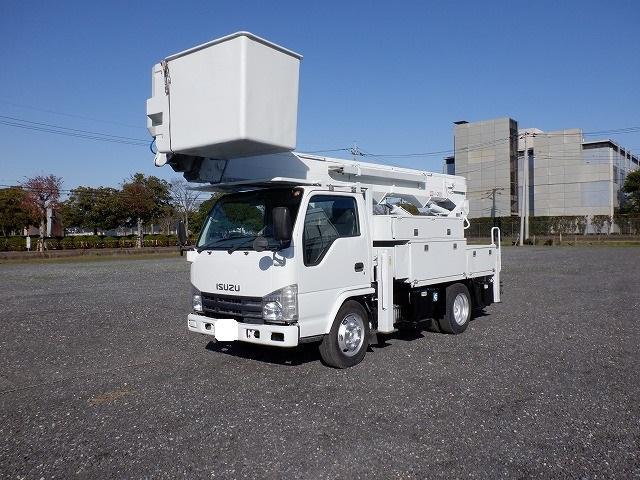 いすゞ 高所作業車 SH15B 14.6m 電工絶縁仕様