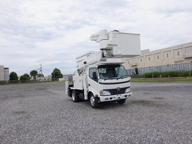トヨタ トヨエース 高所作業車 電工絶縁 タダノ AT-146