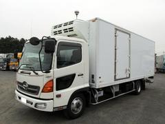 ヒノレンジャー冷蔵冷凍車 低温 サイドドア 格納PG付 スタンバイ付