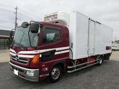 ヒノレンジャー冷蔵冷凍車 低温 ワイド エアサス