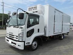フォワード6.2m冷蔵冷凍車 低温設定 ワイド エアサス