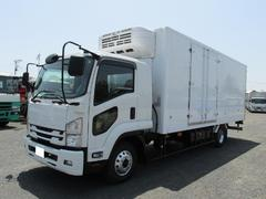 フォワード6.2m冷蔵冷凍車 低温設定 エアサス