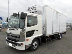 ヒノレンジャー6.2m冷蔵冷凍車 低温 サイドドア付 エアサス