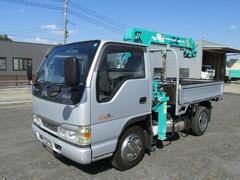 エルフトラック前田3段クレーン ラジコン・フックイン付 10尺ベース