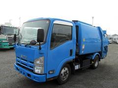 エルフトラックパッカー車 プレス式 4.3立米